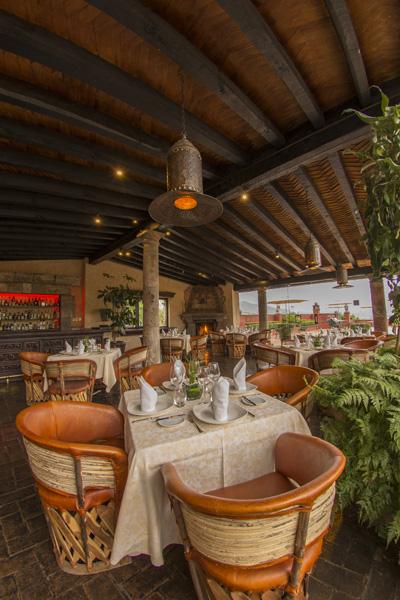 Restaurante Villa Montaña Morelia